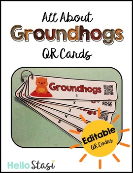 Groundhogs QR Cards