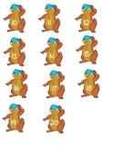 Groundhogs w/ teen numbers