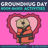 Groundhug Day Activities and Read Aloud Lessons Groundhog