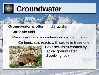 Groundwater Power Point