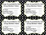 Group Accountability Cards