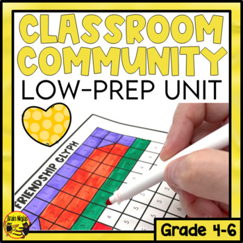 Group Activities Unit- Communication, Teamwork & Classroom Community