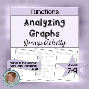 Analyzing Graphs Group Activity