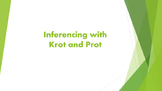 """Group Activity for """"Prot and Krot"""" from Junior Great Books"""