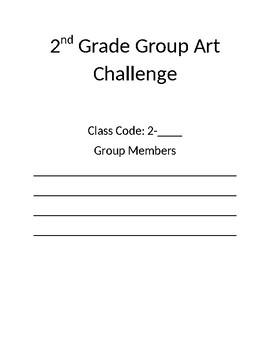 Group Art Challenge