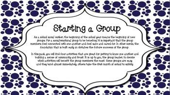 Group Beginnings Pack