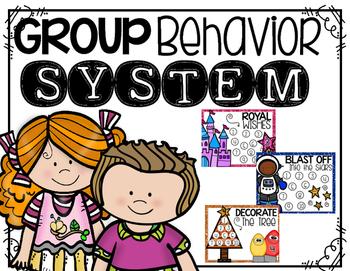 Group Behavior Boards