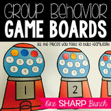 Group Behavior Game Boards {Classroom Management}
