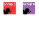 Group Bin Labels-Superhero Rainbow Silhouette Edition
