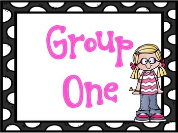 Group Clip Chart
