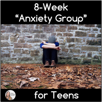 School Counseling Groups MEGA BUNDLE (4x8 weeks) for Middle and High School