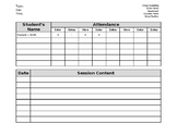 Group Counseling Planner