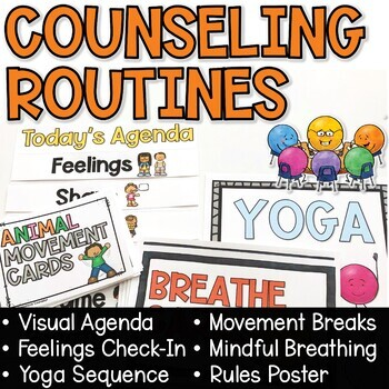 Group Counseling Routines
