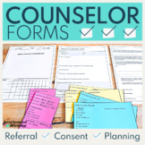 Group Counseling Editable Templates: Small Group Counseling Organization