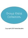 Group Data Sheet