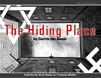 Nonfiction Book Study:  The Hiding Place by Corrie ten Boom