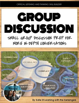 Group Discussion Prep