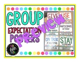 Group Expectation Posters
