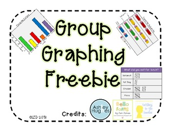 Group Graphing Freebie!