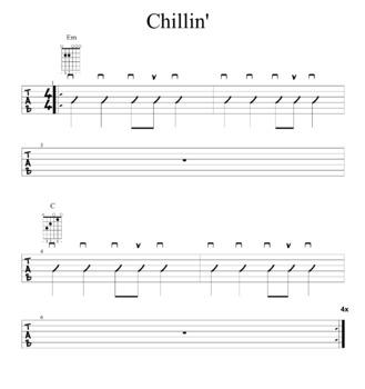 Group Guitar Class - Guitar Chord Jams *play-along tracks included