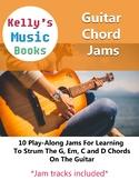 Group Guitar Class - Guitar Chord Jams *play-along tracks