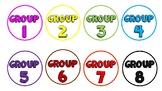 Group Headers