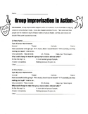 Group Improvisation Reflection and Project