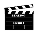 Group Labels for Movie Theme Classroom