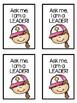 Group Leader Lanyard Tags