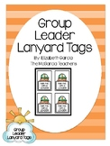Group Leader Lanyard Tags
