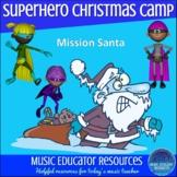 Group Made Fun: Mission Santa