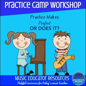 Practice Music Workshop