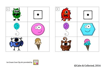Back To School--Group Maker Cards