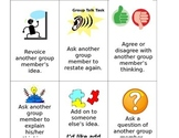 Group Math Talk Task Cards