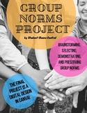 Group Norms Project