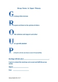 Group Norms for staff groups