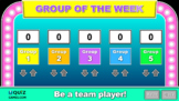 Group Of The Week class tool