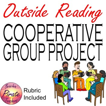 Group Outside Reading Project