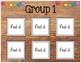 Group & Partner Posts (Poster Set + Teacher Sheets)