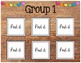 Group & Partner Posts (Poster Set + Teacher Sheets)