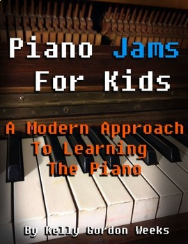 Group Piano Class - Piano Jams For Kids
