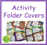 Group/Pod Activity Folder Covers