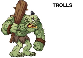 Group Posters - Group 2 - Trolls