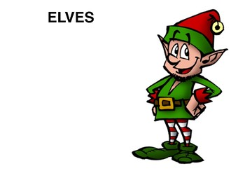 Group Posters - Group 4 - Elves