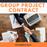 Group Project Contract