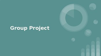group project powerpoint template a classroom with autism in mind
