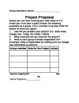 Group Project Proposal