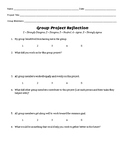 Group Project Reflection