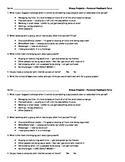 Group Project Student Feedback/Input Form