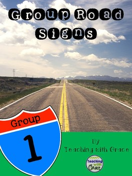 Group Road Signs